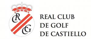logotipo del Real Club de Golf de Castiello